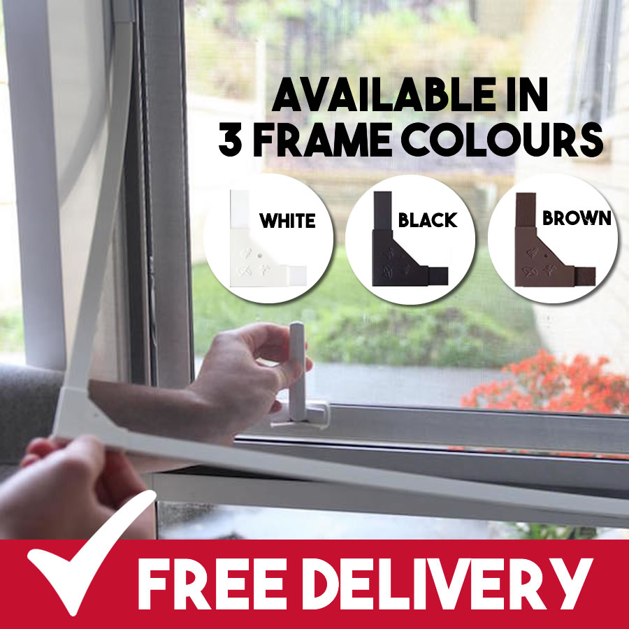 window magnetic fly screen supplier